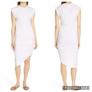 Veronica Beard Denali Jersey Midi Dress
